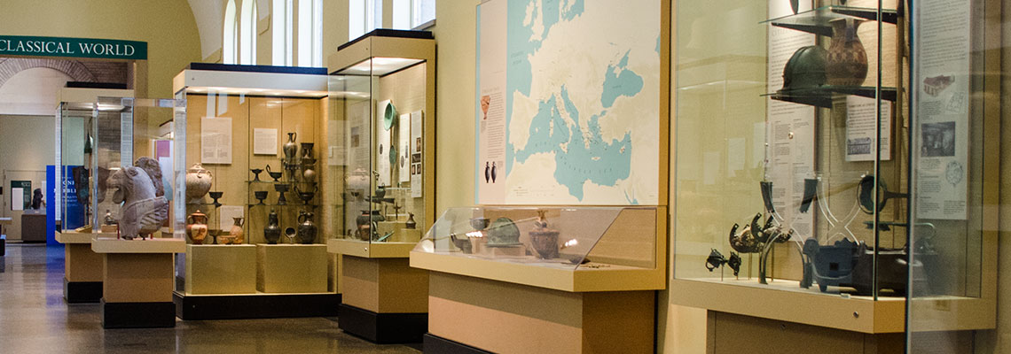 Etruscan Italy Signature Gallery at the Penn Museum