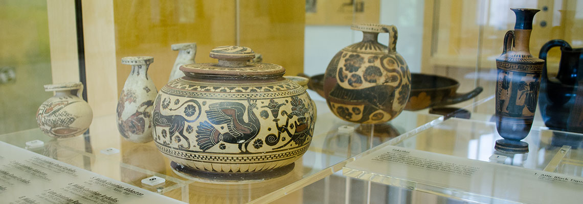 Greece Signature Gallery at the Penn Museum
